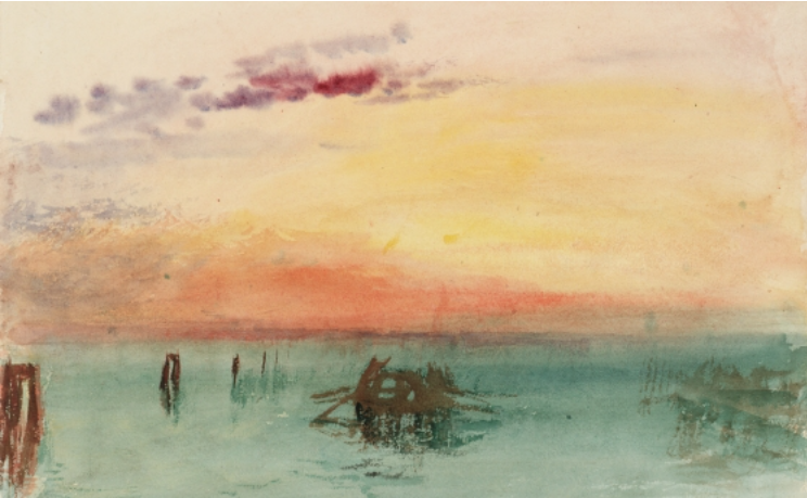 Exposition Turner en Podcast